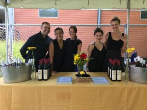 event planning and catering