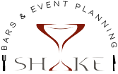 Shake Bars and Event Planning